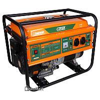 Генератор бензиновый 5.5кВт, 4-х тактный, GRAD (5710955)