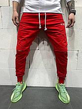 Мужские Спортивные Штаны красные молодежные Турция