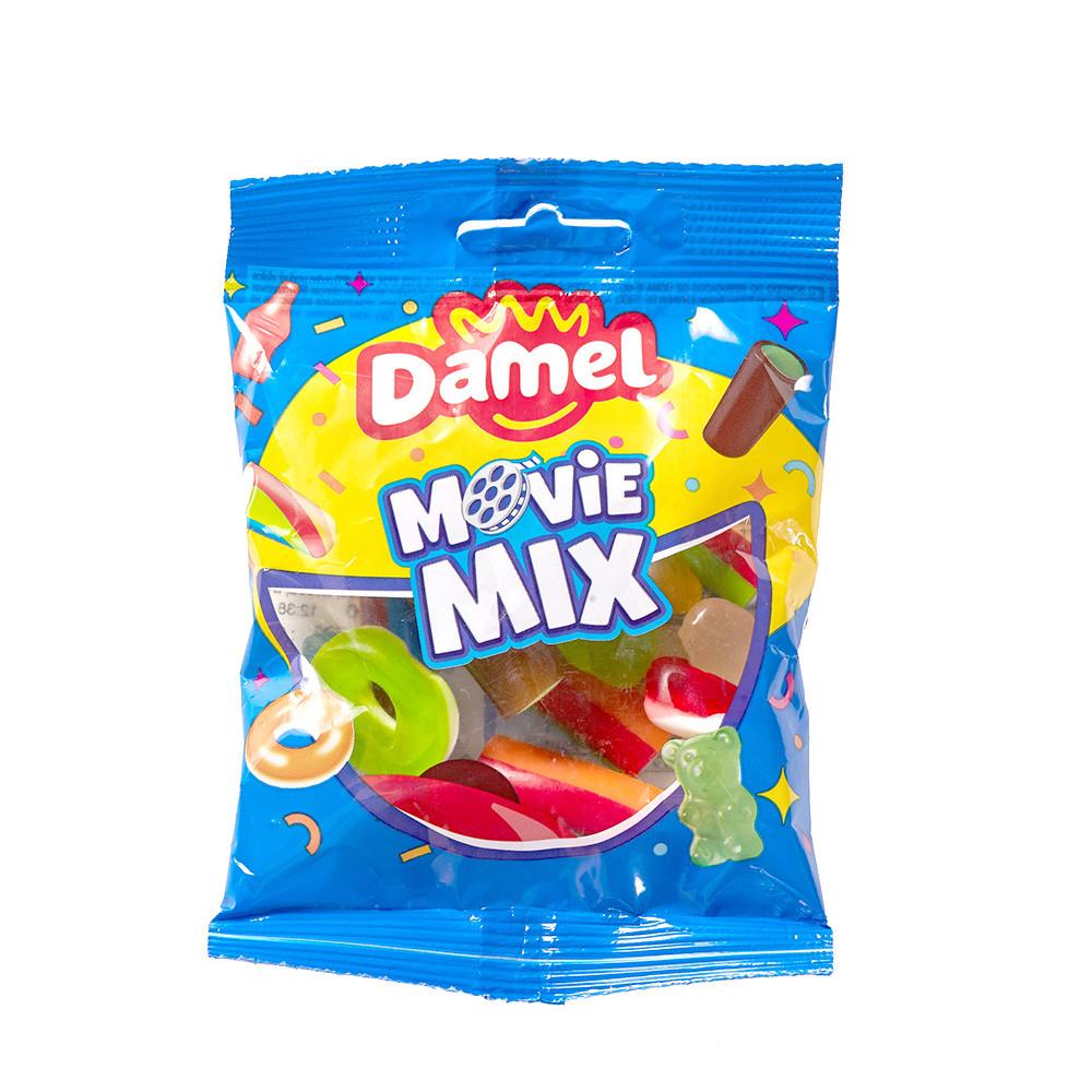 Жуйки Damel MovieMix 70 г 18 шт/ящ 65956
