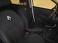 Чехлы в салон Renault Master (1+2) 2010+