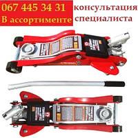Низкопрофильный гидравлический домкрат 2.5т с поворотной ручкой 89-359 мм TORIN T825010R