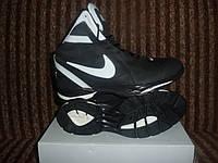 Зиние мужские ботинки Nike ЗИМА  Черные