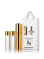 Міні-парфуми Paco Rabanne 1 Million чоловічий 3х15 мл