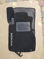 Текстильные ковры в салон Honda CR-V (2007-2012) ворсовые