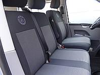 Чехлы в салон Volkswagen T6 Van (9 мест) 2016+