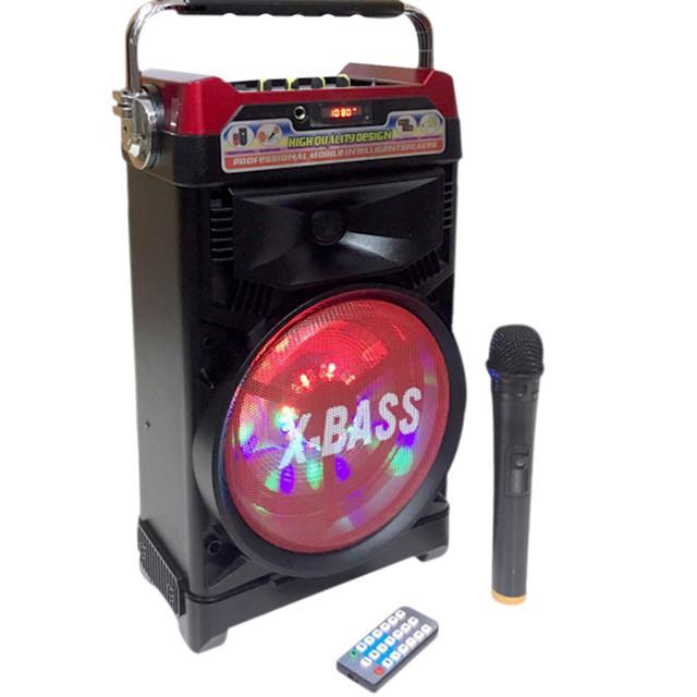Радиоприемник NNS NS-1388 с микрофоном