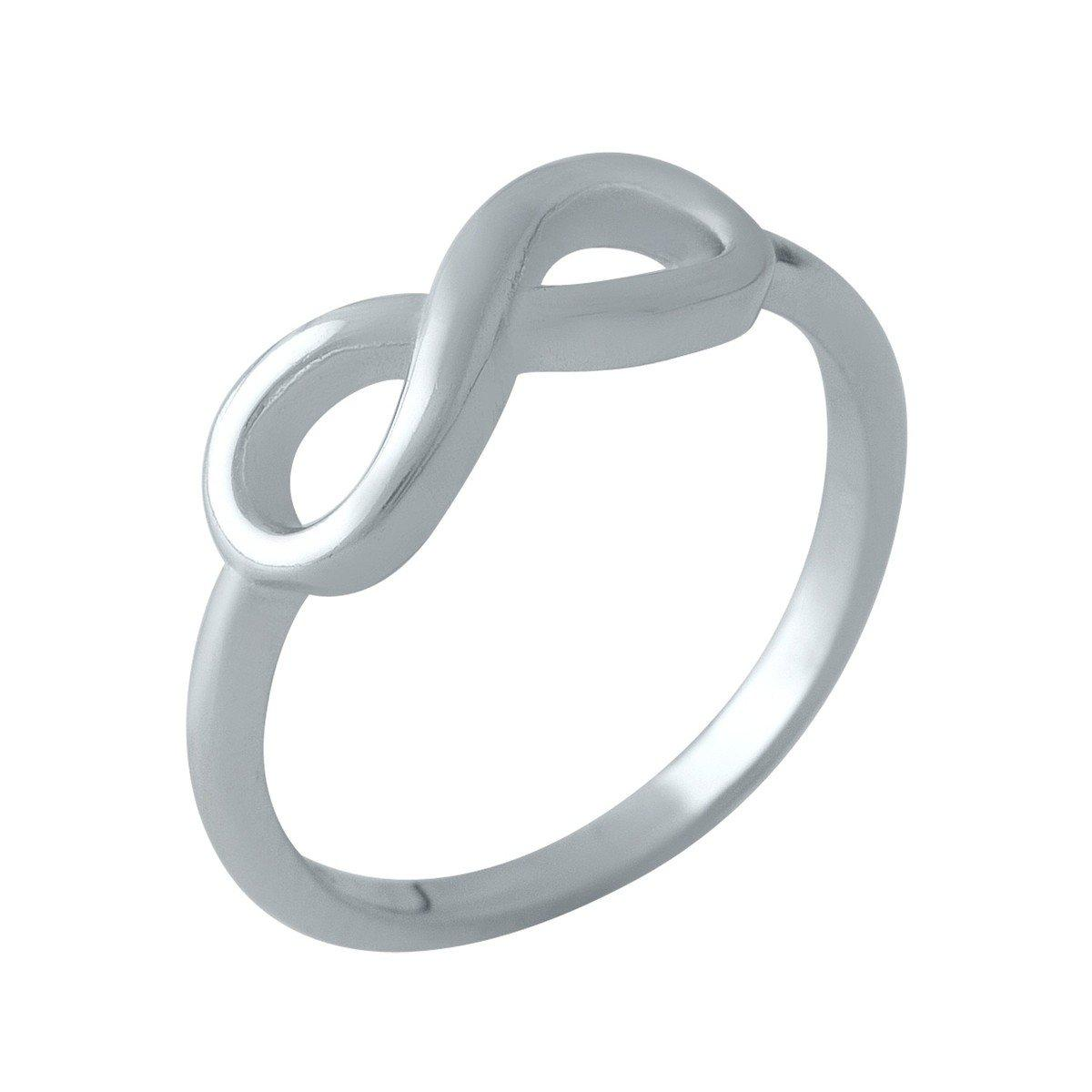 Серебряное кольцо DreamJewelry без камней (2002208) 18 размер