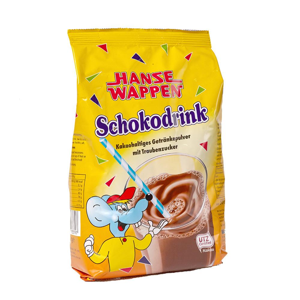 Шоколадний напій HW Schoko Drink 500 г 10 шт/ящ