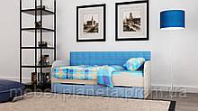"""Кровать в детскую комнату с ящиками """"Л-7"""" (Лион)"""