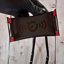 Держатель для телефона на шею, гибкий, черный (Оригинальные фото), фото 3