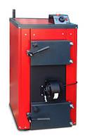 Экономичный пиролизный котел на твердом топливе Юта 30 кВт (ТМ КОТЕКО), фото 1