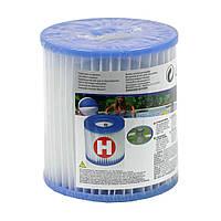 Фильтр 29007 картридж Н для фильтр-насоса intex 28602, Аксессуары для бассейнов