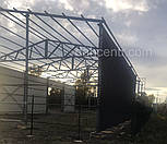 Зернохранилище 10х60 склад, ангар, цех, навес, фермы, крыша, здание, фото 5