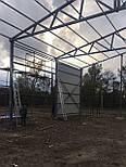 Зернохранилище 10х60 склад, ангар, цех, навес, фермы, крыша, здание, фото 3