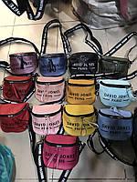 Брендовые сумочки на плечо David Jones из искусственной кожи (8 цветов)14*19см