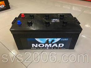 АКБ 6СТ-230 Тип3 (плоский конус)(пт 1300) (euro) NOMAD