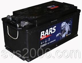 АКБ 6СТ-210 Тип4 (плоский конус)(пт 1350) Silver BARS