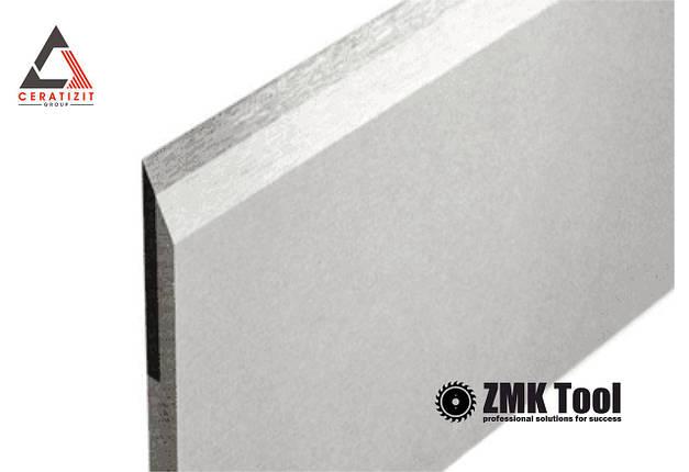 Нож фуговальный с твердосплавной напайкой 130х30х3, фото 2