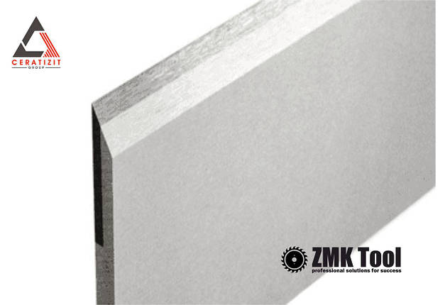 Нож фуговальный с твердосплавной напайкой 410х30х3, фото 2