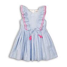 Детское летнее нарядное платье для девочки 2-3 года 92-98 см