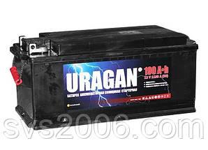 АКБ 6СТ-190 Тип3 (плоский конус)(пт 1200)(євро) URAGAN