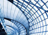 Сотовый поликарбонат Polygal СТАНДАРТ  6 мм Прозрачный 2.1х6 и 2.1х12 метров, фото 4