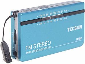 Радиоприемник Tecsun R-102