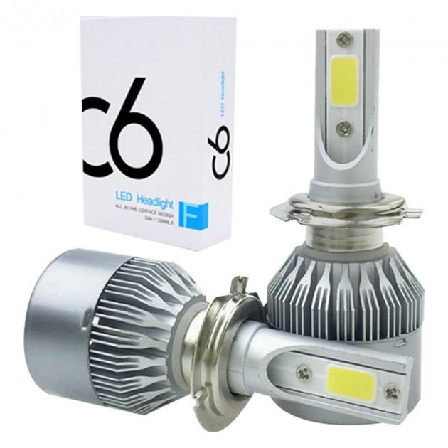Светодиодные лампы Led C6H4
