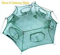 Раколовка зонтик 100 ( 6 входов )