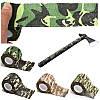 Маскировочная, тактическая, камуфляжная лента (лесной камуфляж), фото 3