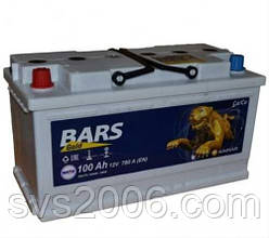 АКБ 6СТ-100 L+ (пт 800)(не обслугов) (азія) BARS