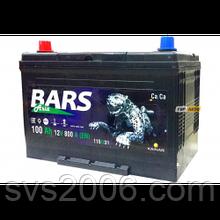 АКБ 6СТ-100 L+ (пт 780) BARS
