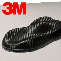 Карбоновая пленка 3М (черный карбон Scotchprint 1080 CF-12)