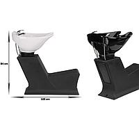 Парикмахерская мойка ЛедиV БЕЗ кресла для парикмахерских салонов красоты (керамика+сантехника+станина)