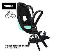 Детское велокресло Thule Yepp Nexxt Mini 9-15 кг Mint Green (ментоловый) 12080115, фото 1