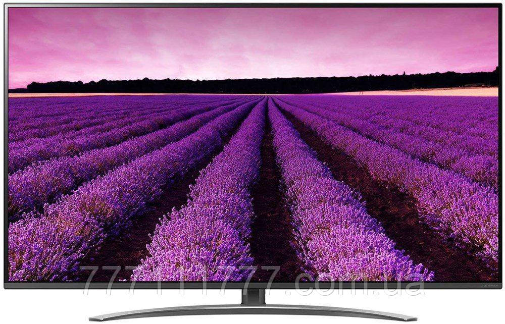 Телевизор LG 65SM8200 лж 65 дюйма 4К со смарт тв черный, тонкий