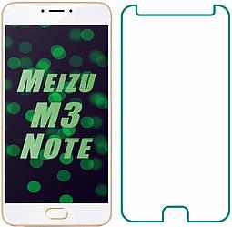 Защитное стекло Meizu M3 Note (Прозрачное 2.5 D 9H) (Мейзу М3 Ноут Ноте)