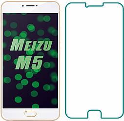 Защитное стекло Meizu M5 (Прозрачное 2.5 D 9H) (Мейзу М5)
