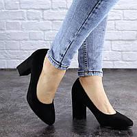 Женские туфли на каблуке Fashion Gertie 1983 36 размер 23,5 см Черный, фото 1