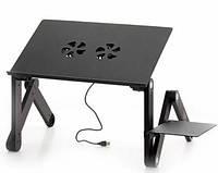 Стол для ноутбука HLV Laptop Table T8, алюминий
