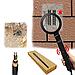 Портативный металлоискатель для обнаружения металлических предметов Metal CHK TS-80, фото 4