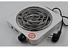 Спиральная электроплита на одну конфорку WimpeX WX-100B-HP, фото 4
