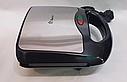 Электрическая вафельница с антипригарным покрытием Domotec MS 7705, фото 5