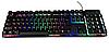 Игровая механическая проводная клавиатура с подсветкой для ПК HK-6300 (Реплика), фото 2