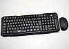 Компьютерная классическая беспроводная клавиатура + мышка K-118 (Комплект), фото 2