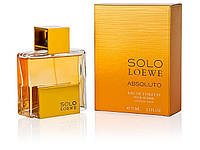 Туалетная вода Loewe Solo Absoluto for men