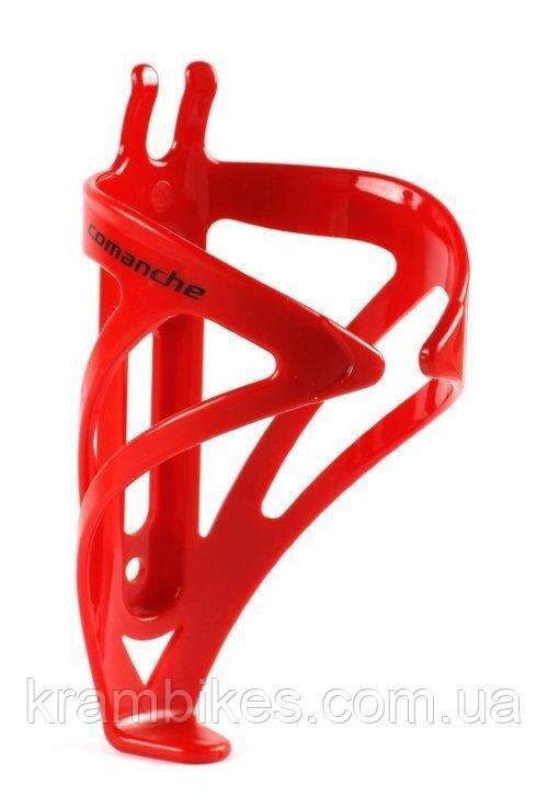 Флягодержатель CSC - Flex, красный