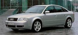 Коврик в салон Audi A6 (C5) 1997-2004 передние