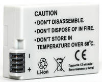 Аккумулятор PowerPlant Canon LP-E8 1300mAh
