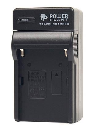 Зарядное устройство PowerPlant Sony NP-FM50,  NP-FM90, NP-F550, NP-F750, NP-F960, VBD1, V615, VM-BP1, фото 2